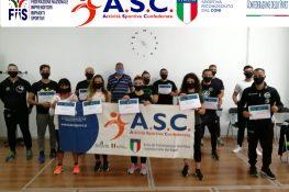 Corso di aggiornamento A.S.C. 2020 – Istruttore 1^ livello di Functional Trainer ASC Taranto