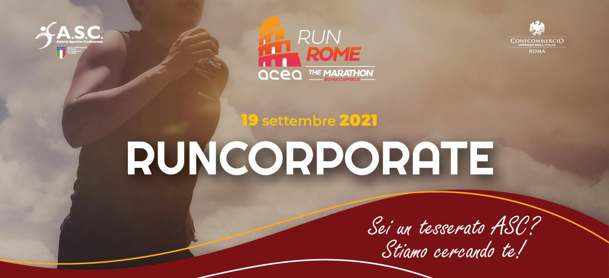 Acea Run Rome The Marathon - 19 settembre 2021